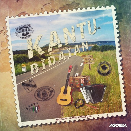 Kantu - Bidaian - CD