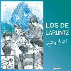 Los de Laruntz - Allez haut ! - CD
