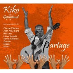 Kiko & Gipsyland - Partage - CD