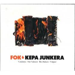 Kepa Junkera - Fok - CD