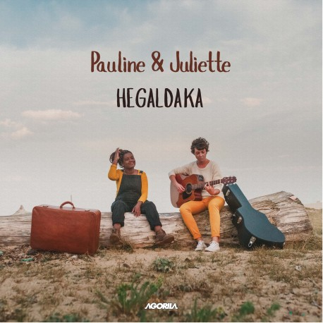 Pauline & Juliette - Hegaldaka - CD