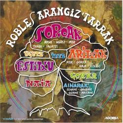 Robles Arangiz' Tarrak - Robles Arangiz' Tarrak - CD