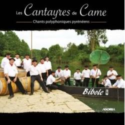 Les Cantayres de Came - Bidole - CD
