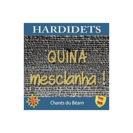 Los Hardidets - Quina mesclanha - CD