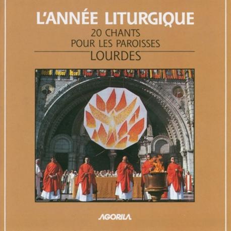 Maitrise de la Cathédrale de Rennes - L'année liturgique - CD