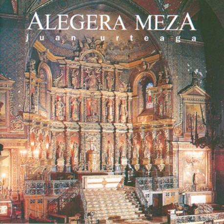 Chorales de la Côte Basque - Alegera Meza - CD