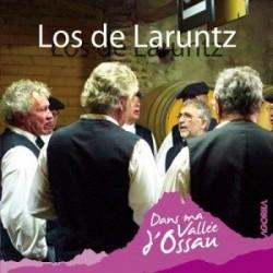 Los de Laruntz - Dans ma vallée d'Ossau - CD