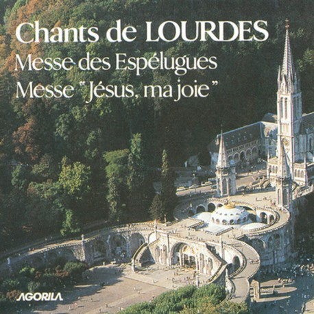 Chants de Lourdes - Messe des Espélugues - CD