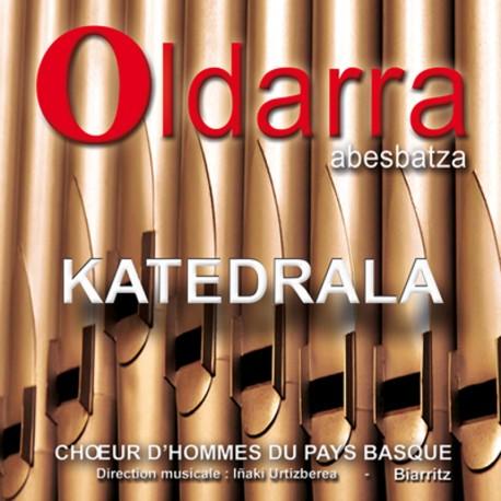 Oldarra - Katedrala - CD