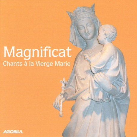 Groupe Vocal Arpège - Magnificat, Chants à la Vierge Marie - CD