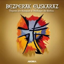Bezperak Euskaraz - Vêpres en Basque - CD