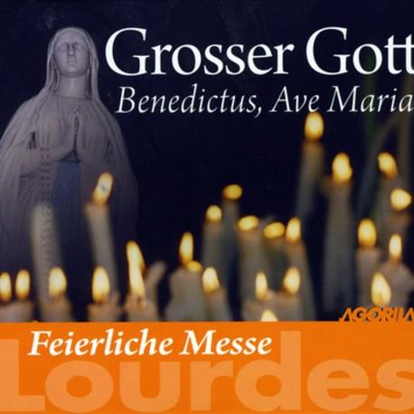 Jean Paul Lécot - Feierliche Messe Lourdes - CD