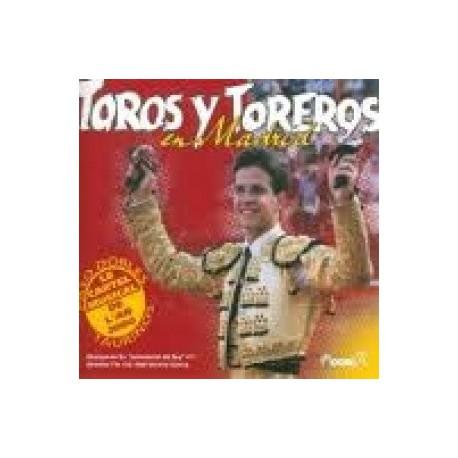 Musique du R.I Inmemorial del Rey - Toros y Toreros en Madrid - CD