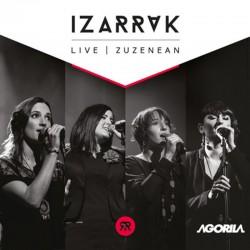 Izarrak - Live Zuzenean - CD