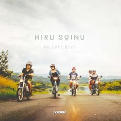 Hiru Soinu - Kolorez Bizi - CD