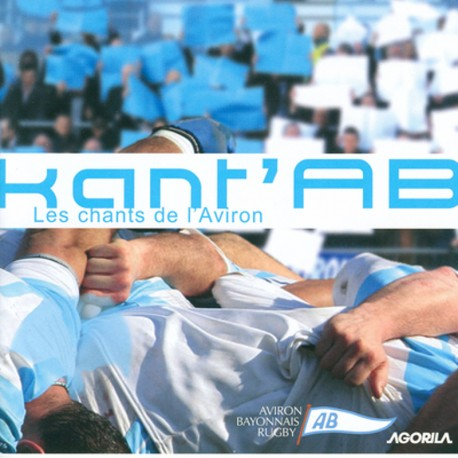 Kant'AB - Les chants de l'Aviron - CD