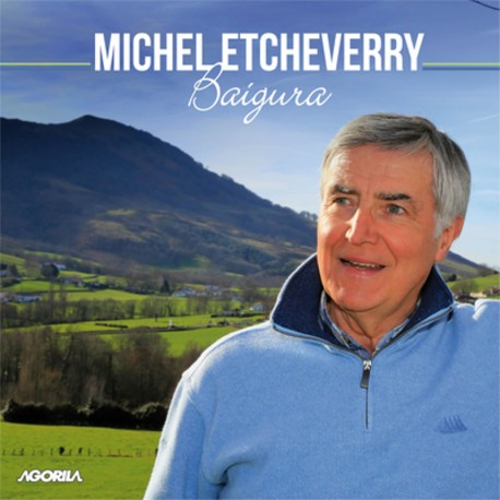 Michel Etcheverry - Baigura - CD