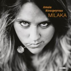 Amaia Riouspeyrous - Milaka - CD