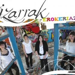 Izarrak - Erokeriaz - CD