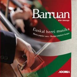 Aitor Amezaga - Barruan (Euskal herri musika) - CD