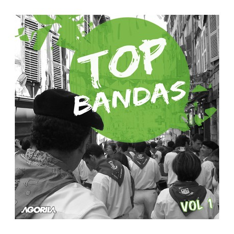 Top Bandas - Top Bandas Vol.1 - CD