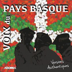Voix basques - Voix du Pays Basque Vol.2 - CD