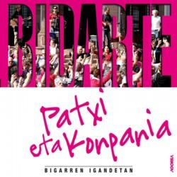 Patxi eta Konpania - Bidarte - CD