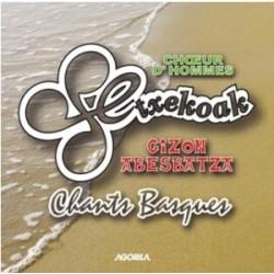 Etxekoak - Gizon Abesbatza - CD