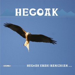 Hegoak - Hegoak - CD