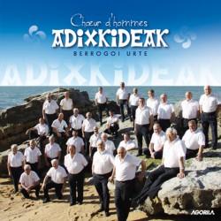 Adixkideak - Berrogoi Urte - CD