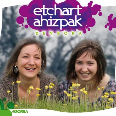 Etchart Ahizpak - Denbora - CD