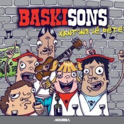 Biper Kombo - Baskisons - CD