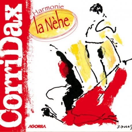 Harmonie de la Nèhe - CorriDax - CD