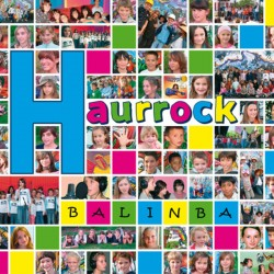 Haurrock - Balinba - CD