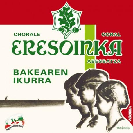 Eresoinka - Bakearen Ikurra - CD