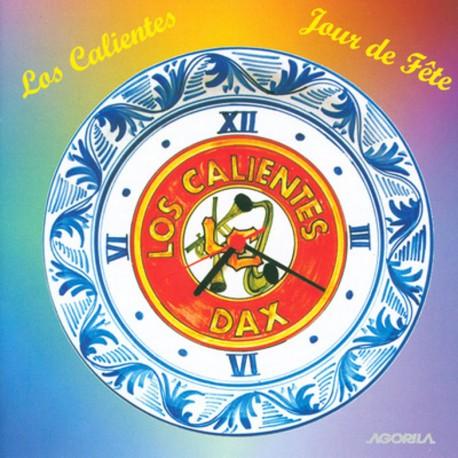 Los Calientes - Jour de Fête - CD