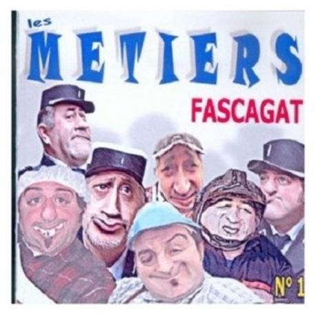 Fascagat - Les Métiers - CD