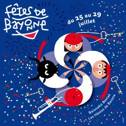 Various Artists - Fêtes de Bayonne 2018