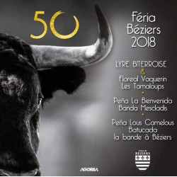 Various Artists - 50 Feria de Béziers 2018 - CD