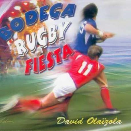 David Olaizola - Bodega Rugby Fiesta - CD
