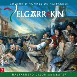 Elgarrekin - Mendirik Mendi - CD