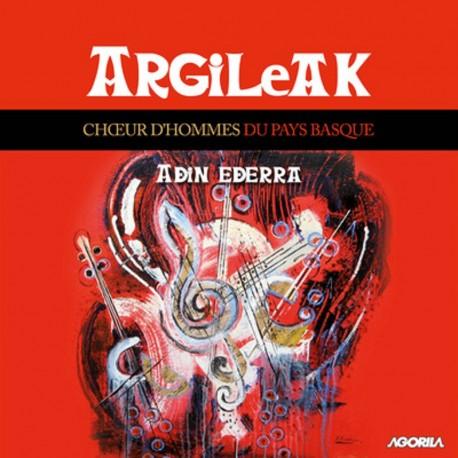 Argileak - Adin Ederra - CD