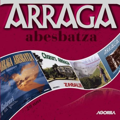 Arraga - Abesbatza - CD