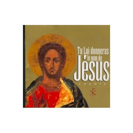 Groupe Vocal Arpège - Tu lui donneras le nom de Jésus - CD