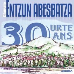 Entzun - 30 ans - CD