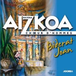 Aizkoa - Biderat Joan - CD