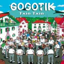 Gogotik - Txin Txin - CD