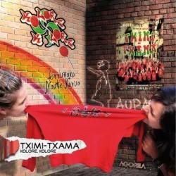 Tximi Txama - Kolore Kolore - CD