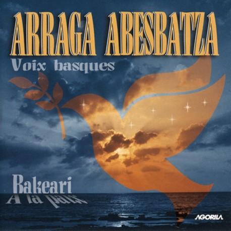 Arraga - Bakeari - CD