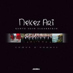 Nekez Ari - Kantu Egin Elgarrekin - CD